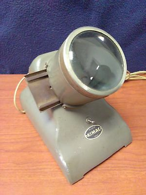VINTAGE 1940's KIMAC MASTER ELECTRIC SLIDE VIEWER *TESTED-WORKING*