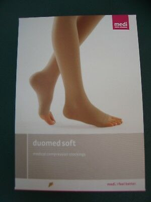 1e49222121b2ac MEDI DUOMED SOFT Thigh Compression Stockings with Top Band - £12.00 ...