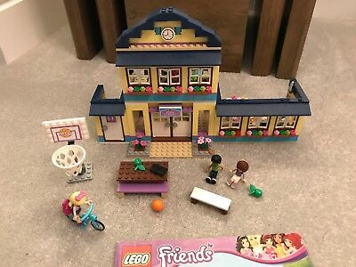 Lego Friends Heartlake High School41005 Bundle With41100 And