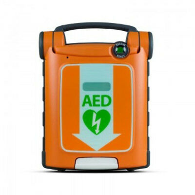 Cardiac Science Powerheart G5 AED (Fully Automatic) - English/Spanish