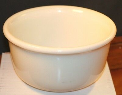 """Vintage Hamilton Beach Replacement Mixing Bowl For Electric Mixer Lge Glass 8.5"""""""
