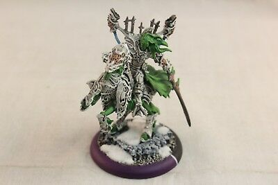 Warmachine Cryx Gorsade 3 Well Painted