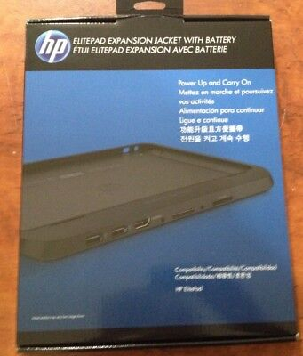 HP Expansion Jacket / Cover With Battery for HP ElitePad