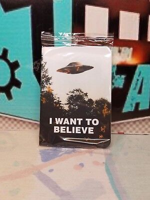 X-FILES POCKET JOURNAL NOTEBOOK - Loot Crate - 09/18