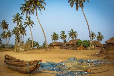 One Way Ticket To Ghana On Boxing Day