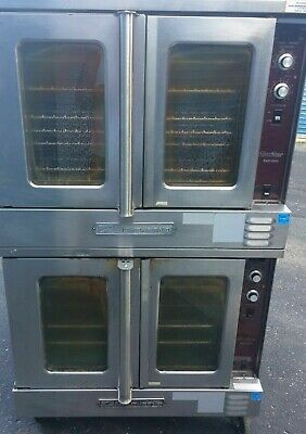 South Bend Double Oven Model SEGS-22SC