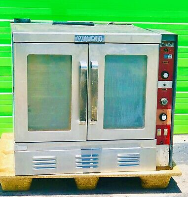 Vulcan  Single  Electric Commercial Convection Oven W/ Stand  Bakery Pizza
