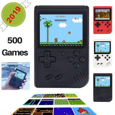 Portable Mini Handheld Game Console Retro Video Game Player Built-in 50 Games