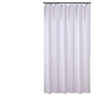 Sfoothome 72 Inch Wide X 75 Long Hotel Fabric Shower Curtain Waterproof