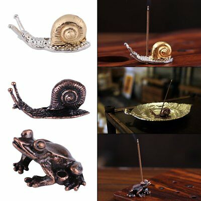 1 PC Portable Cute Animal Shaped Incense Burner Holder Home Decor Hot Sale!!!