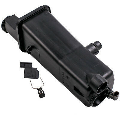 Radiator Coolant Overflow Expansion Tank Bottle Reservoir for BMW E46 1998-2006