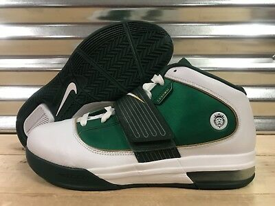 c28527adb03 Nike Lebron Zoom Soldier IV 4 SVSM St Vincent St Mary Irish SZ 11 (407707