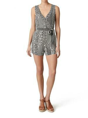 NEW Jeanswest Womens Tangier Print Playsuit Other