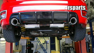 Focus ST Rear Diffuser Pre-face in stock ready to go