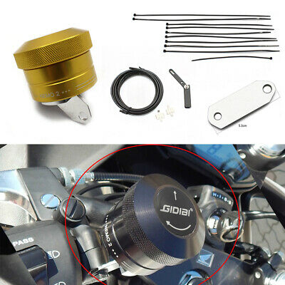 Universal Motorcycle Chain Oiler Lubrication System Cup For Honda Suzuki Yamaha