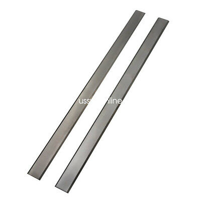 2pack HSS Planer knife for GMC TP2000, Replacement Blade 319x18.2x3.2mm
