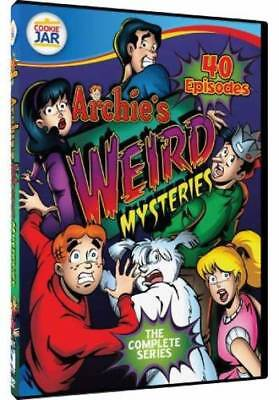 Archie's Weird Mysteries - The Complete Series