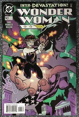 Wonder Woman #143 Adam Hughes Cover