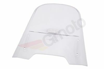Windschild Universal Roller 2T 4T Scooter Quad Mofa GY6