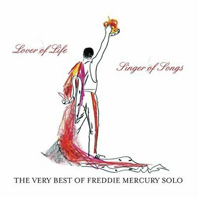 Lover Of Life Singer Of Songs The Very Best Of Freddie Mercury Solo 2CD Audio CD