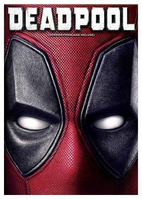 Deadpool (Dvd,2016)