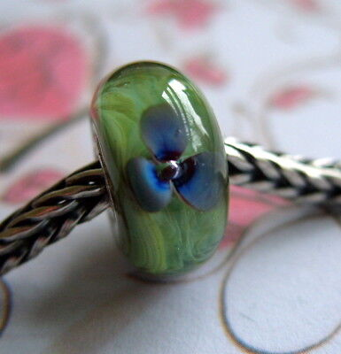 Trollbeads A Beautiful Old Antique Flower Retired & Rare