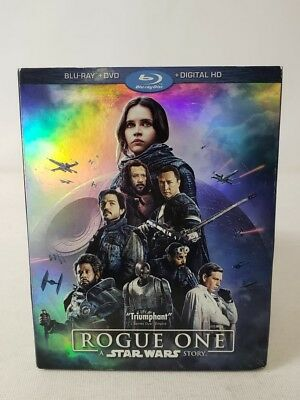 Rogue One A Star Wars Story Blu-ray Disc