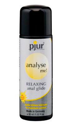 PJur analyse me 30ml-relaxing anal lubrifiant-un rapport sexuel anal agréable