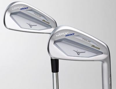 New Mizuno JPX-900 Tour Forged Iron Set 4-PW With Dynamic Gold AMT S Flex Shafts