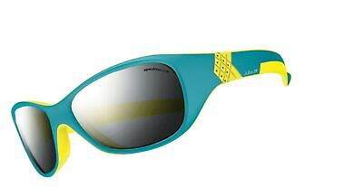 439e617936e1 Julbo Kid s Solan Sunglasses with Spectron 3+ Lenses Blue Yellow 4-6 Years