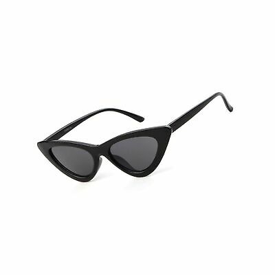5926c83b8168 Gifiore Retro Vintage Cateye Sunglasses for Women Clout Goggles Plastic  Frame.