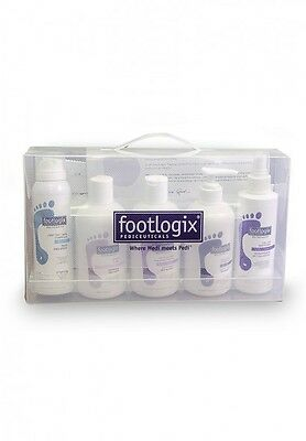 Footlogix Backbar Starter Kit (5 Piece Kit)