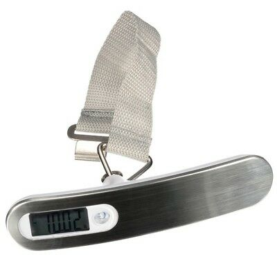 50KG 10g Electronic Portable LCD Digital Luggage Scale Travel Hanging Weight