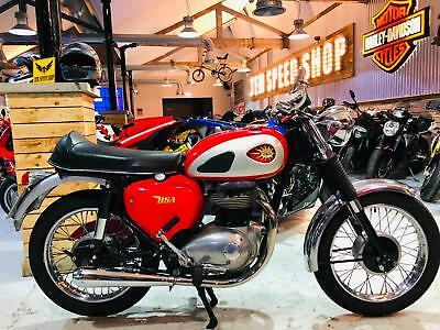 Bsa Royal Star A50 500 1962 Classic Investment