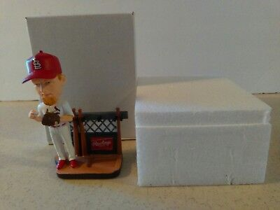 "St. Louis Cardinal #31 Franklin Rawlings Toothbrush Holder / Bobblehead 3.5"" X 5"