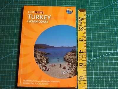 Thomas Cook Hotspots Turkey Lycian Coast Guide Book