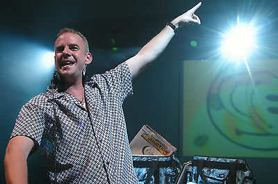 Fatboy Slim Dj Set Collection 1999 - 2019 on 2 x DVDs in MP3 Format