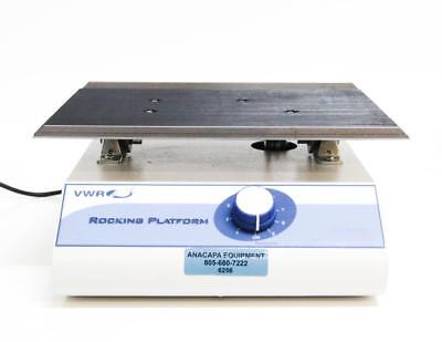 VWR Scientific 100 Rocking Platform Shaker (6256)
