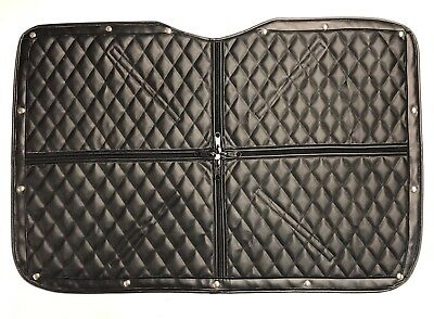 2007+ Peterbilt 330/335/337/348 Premium Quilted Winter Front 20 Colors Available