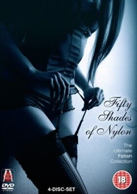 NEW Fifty Shades Of Nylon - The Ultimate Fetish Collection DVD