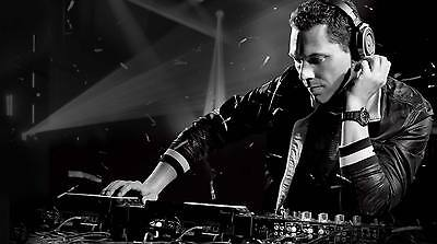 DJ Tiesto Set Collection 1998-2019 on 4 x DVDs in MP3 Format Club Life