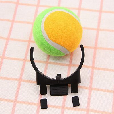 Pet Selfie Stick Ball Pet Dog Tennis Ball Dog Cat Take Photos Training Toy UK WM