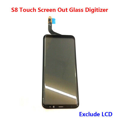 New Original Touch Screen Glass Lens Digitizer For Samsung Galaxy S8 Plus US