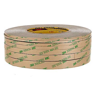 Heavy Duty Ultrathin Waterproof 3M 300LSE Double Sided Adhesive Tape Sticky