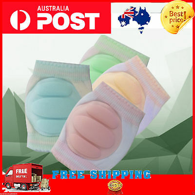 Baby Knee Pads Elbow Toddler Pads Leg Warmers Socks Crawling Safety Crawl 0-3yrs