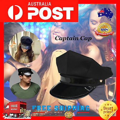 NEW Captain Cap Captains Hat, CAPTAIN'S HAT SEA  Free shipping