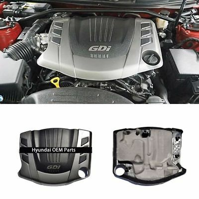 Engine Cover kit 3.8 DOHC GDI for OEM Parts 2013- Genesis Coupe FL