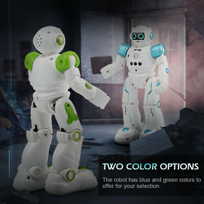 JJRC R11 Cady Wike Robot Walk Song Dance Light Remote Control Gliding Toy Gift
