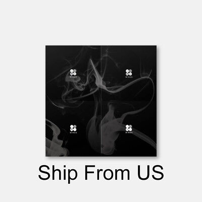 BTS 2nd Regular Album : WINGS K POP Music Ship From US