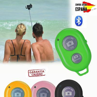 Mando Bluetooth Telefono Movil Smartphone Disparador Ios Android Selfie SAmsung
